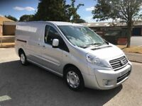 2011 fiat scudo 2.0 hdi 165 bhp limited edition 12 months mot/3 months parts and labour warranty