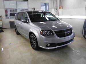 2015 Dodge GRAND CARAVAN SXT BLACKTOP DEMO