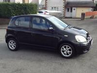 TOYOTA YARIS 5DR 1.0L LONG MOT,HPI CLEAR