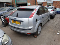 FORD FOCUS MK3 TAILGATE / BOOT IN VARIOUS COLOURS 2005 2006 2007 2008 USED INC GLASS