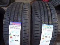 pair brand new 225 40 19s £110 pair SUPP & FITD OPEN 7-DAYS TIL 5PM (LOADS MORE AV TXT SIZE