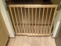 Lindam Wooden Stair Gate