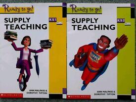 Supply teaching bundle