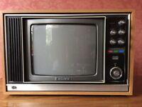 Vintage Sony Trinitron TV 1969