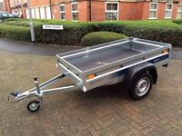 BRAND NEW CAR BOX TRAILER FARO PONDUS
