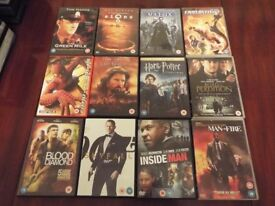 Pre-owned DVD Action bundle - 12 Titles