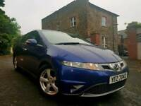 **2009 HONDA CIVIC ES 2.2 I-CDTI**(6SPEED)5DOOR,MOTD,F/S/H, FULL MOT