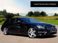 Mercedes-Benz CLS CLS63 AMG (black) 2013-03-29