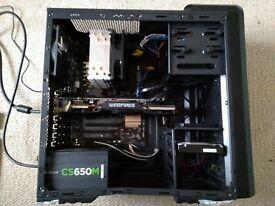 PC GAMING INTEL i7, GTX970, 16GB RAM, 120GB SSD, 3TB SATA