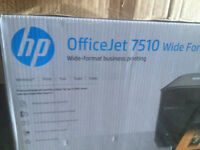 HP OfficeJet 7510 (A3) Colour Inkjet Wide Format Wireless All-in-One Printer