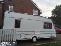 Abbey cabaret 4berth caravan