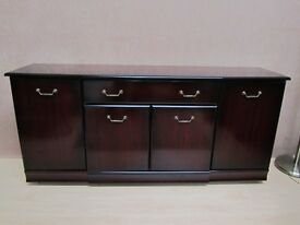 Modern sideboard by Woodberry Bros & Haines Ltd