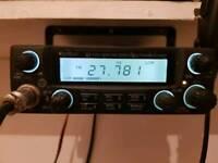 Ham radio setup swaps for s8