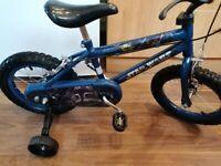 "STAR WARS kids bike 14"" wheels in great condition"