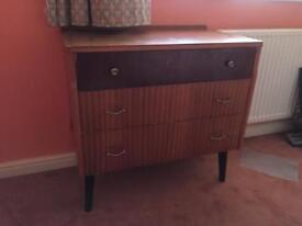 Vintage Desk dressing table £5