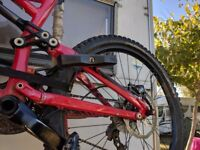 Wanted Specialized Enduro Comp S frame or rear swingarm