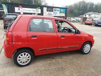 2005 Suzuki Alto low mileage £30 road tax