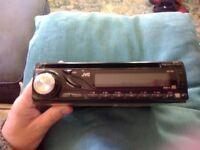 Jvc cd radio
