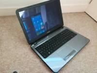 HP Compaq Laptop Windows 10 Microsoft Office