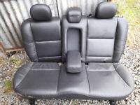 Mk1 focus leather seats