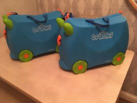 Childrens Trunki Suitcases