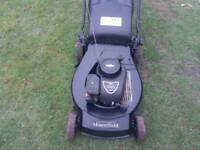 "21"" MOUNTFIELD PETROL PUSH LAWNMOWER"