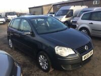 NEW SHAPE VW POLO IN VGCONDITION LONG MOT GOOD DRIVER IN METALLIC GREY PX WELCOME ANYTRIAL WELCOME