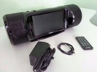 TECHNIKA SP-108 VIEWBOX SPEAKER for Ipod etc
