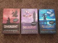 Divergent Book Set