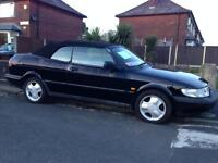 SAAB 900 SE Turbo Convertible 1995 future classic Rare in turbo and sought after BARGAIN