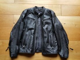Harley Davidson Mens Leather Jacket