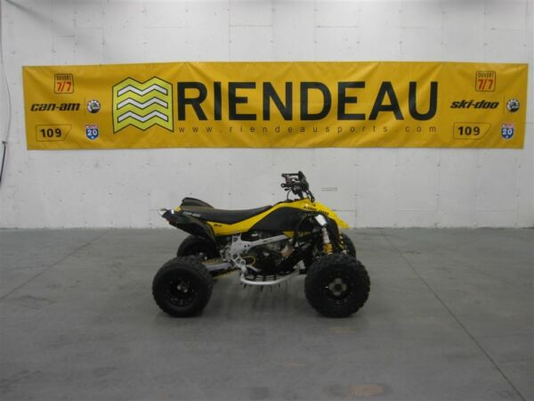 Used 2009 Can-Am DS 450 X XC