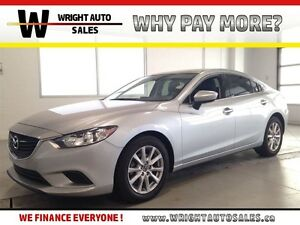 2016 Mazda MAZDA6 GS| NAVIGATION| LEATHER| SUNROOF| 16,791KMS
