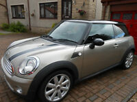 MINI COOPER WITH CHILI PACK 2009 LOW MILEAGE
