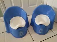 Baby Bjorn potties / potty