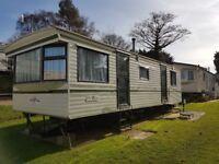 Static caravan Catnaby Crown 28 x 10 2 bedroom