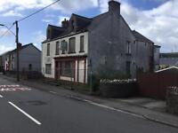 Property for sale development land lapsed outline planning for 4 units SA181PD