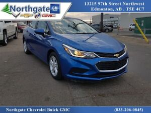 2017 Chevrolet Cruze LT Turbo Great Options Finance Available