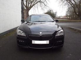6 series. Fsh. High spec. Low miles. A* condition.