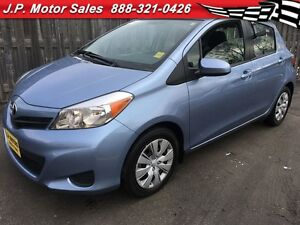 2012 Toyota Yaris LE, Automatic, Power Windows, Only 22,000km