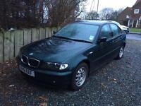 BMW 3 SERIES 316i SE 5 DOOR SALOON MANUAL QUICK SALE