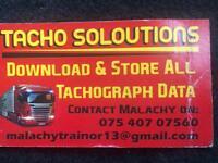 Tacho Soloutions