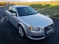 Audi A4 2.0 Tdi Diesel S-Line,f.Audi service history,cam done,2 Keys,Mot