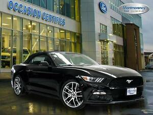 2016 Ford Mustang EcoBoost Premium GPS, CUIR,