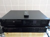 Rote RCD-965 Cd Player + Remote Control