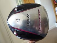 Ladies Yonex 3 /5 / rescue golf clubs