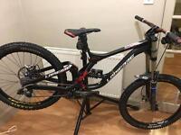 Lapierre DH727 Downhill DH mountain bike