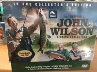 John Wilson fishing dvd