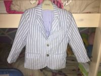 Boys jacket from m&s
