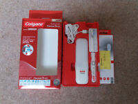 Colgate ProClinical Pocket Pro USB Rechargeable Electric Toothbrush with 5 brush heads